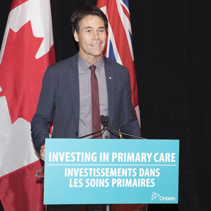 Une nouvelle clinique pour la collectivité d'Oakwood-Vaughan à Toronto