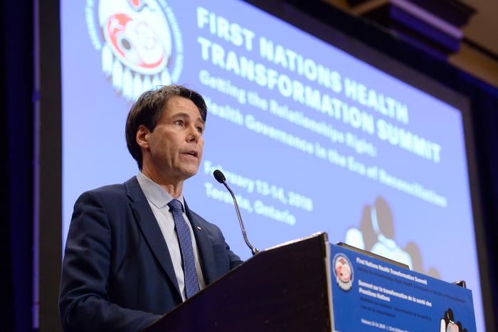L'Ontario agit en faveur des soins de santé autochtones