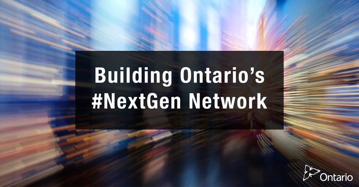 Building Digital Infrastructure in Ontario to Develop New Tech Products