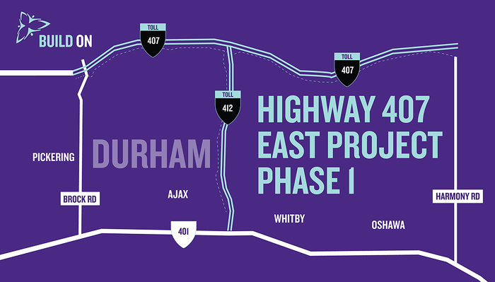 First Section of New Highway 407 Set to Open