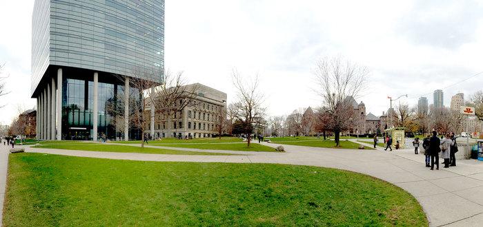 Photo 4 de l'emplacement du monument dédié aux Franco-Ontariens et aux Franco-Ontariennes