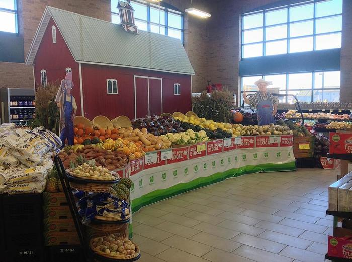 The best of Ontario's fall harvest showcased at Sobeys, Ira Needles Boulevard in Kitchener