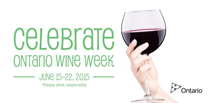 Ontario Kicks Off Wine Week
