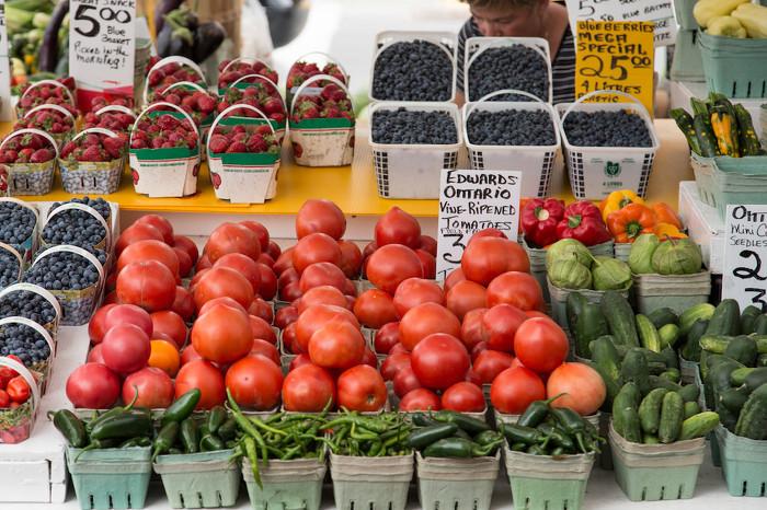 Cultiver de nouveaux débouchés pour les produits alimentaires locaux