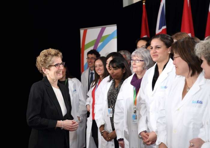 Ontario Leading Brain Research