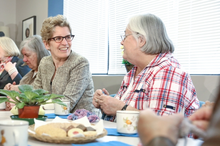 Ontario Proposes Investments in Home and Community Care