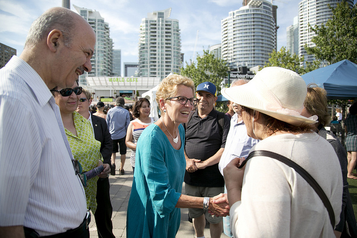 Premier Kicks Off Tour of Communities Across Ontario
