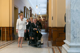 Speech from the Throne: Building Ontario Up 
