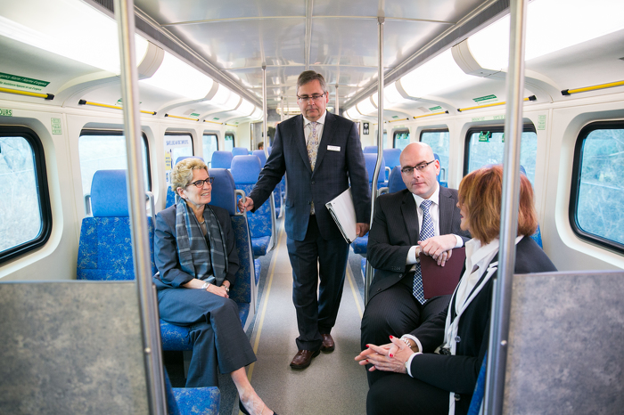 Ontario Increasing GO Transit Service Along All Corridors