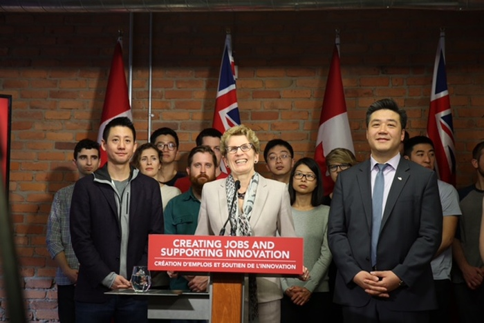 Tech Startup 500px Creating High-Value Jobs in Ontario