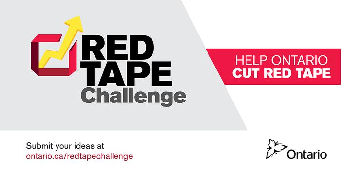 Help Ontario Cut Red Tape