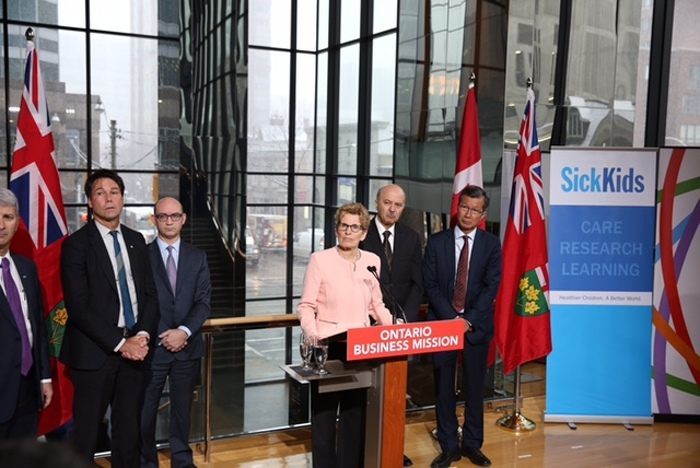 Premier Announces Details of Business Mission to Middle East