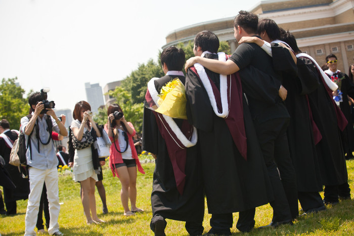 High School Graduation Rate Reaches All-Time High of 85.5 Per Cent