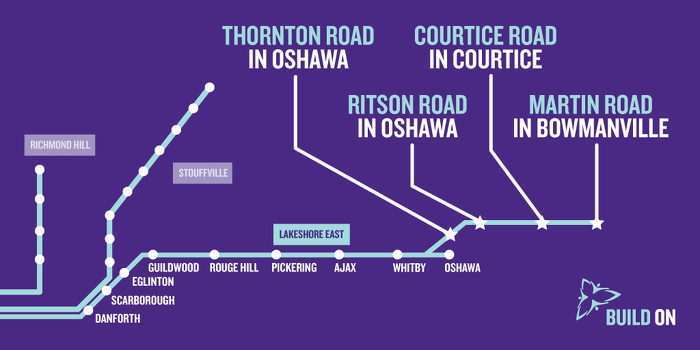 Ontario Expanding GO Rail Service in Durham Region