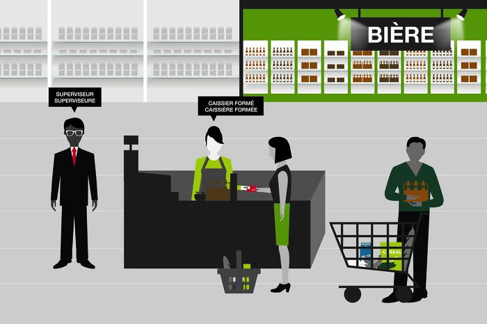 L'Ontario élargit la vente de bière aux épiceries