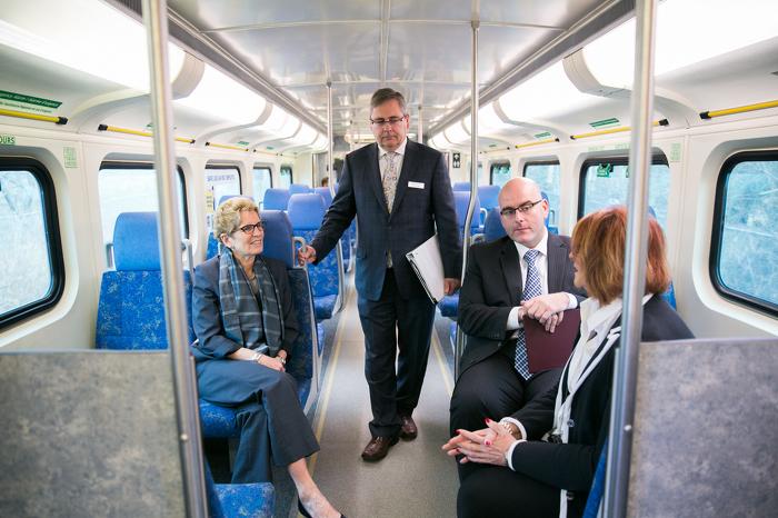 L'Ontario augmente le service de transport GO dans tous les corridors