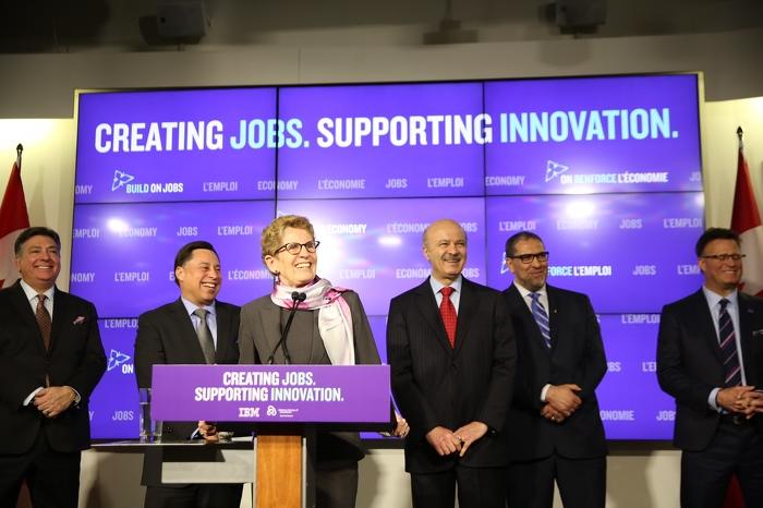 L'Ontario aide les entreprises à lancer les nouvelles technologies sur les marchés mondiaux
