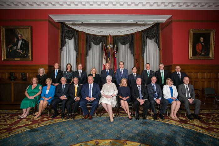 Doug Ford et les membres du Conseil exécutif prêteront serment et formeront le tout premier gouvernement de l'Ontario qui travaillera pour la population