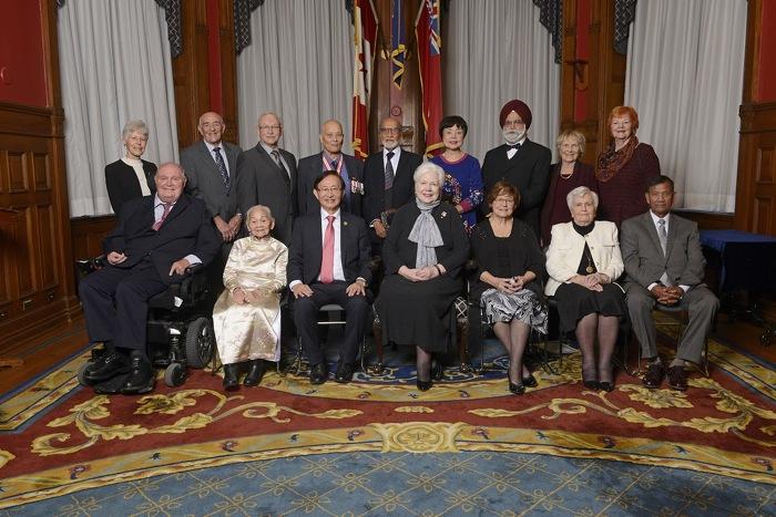 L'Ontario met à l'honneur les réalisations de 16 personnes âgées remarquables