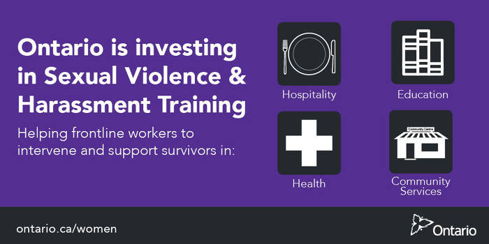 Bartenders and Servers to Receive Sexual Violence and Harassment Intervention Training