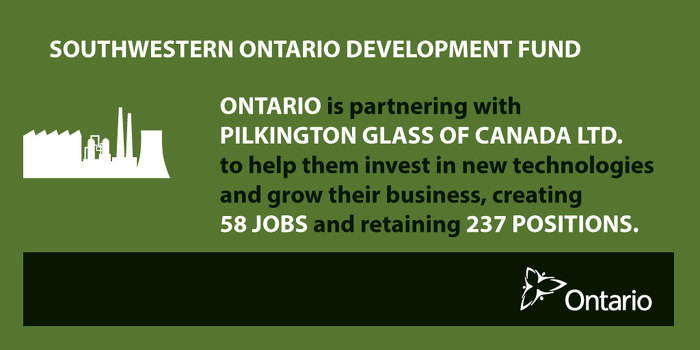 Ontario Boosting Economic Growth in Collingwood