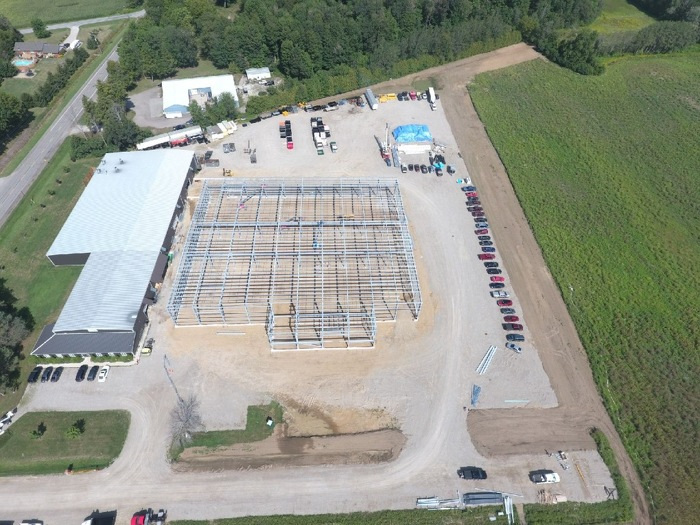 Voth Sales & Service is expanding its Tillsonburg facility with the assistance of the Southwestern Ontario Development Fund.