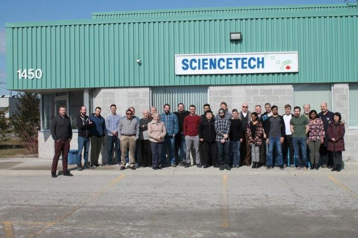 Sciencetech Inc. designs and manufactures optical spectroscopic instruments and solar simulators, which are used in fields including medical research, biotechnology, space sciences, analytical chemistry and more.