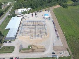 Voth Sales & Service agrandit son usine de Tillsonburg grâce à une subvention du Fonds de développement du Sud-Ouest de l'Ontario.